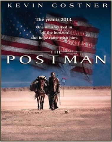 Amazoncom The Postman Kevin Costner Will Patton
